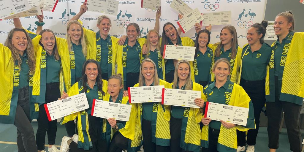 Hockey Australia Announce Hockeyroos Tokyo Olympic Squad