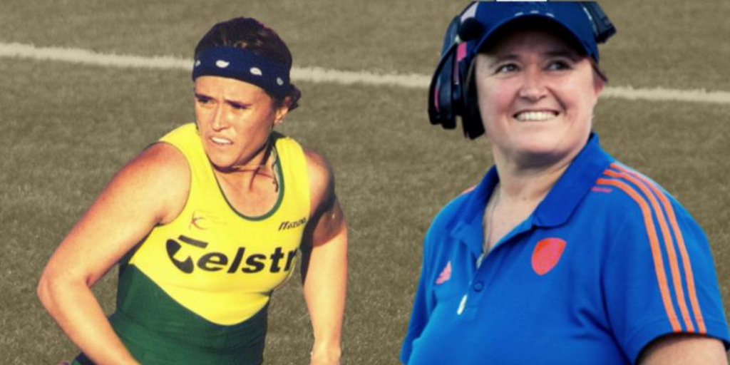 Alyson Annan is now firmly regarded as one of hockey's greats