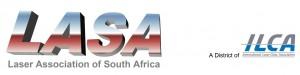 Laser Association of South                 Africa Logo